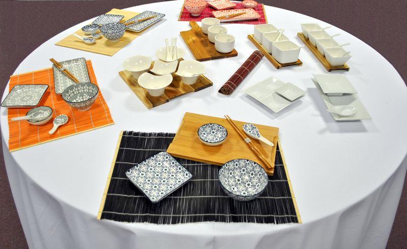 Dekoracni stůl