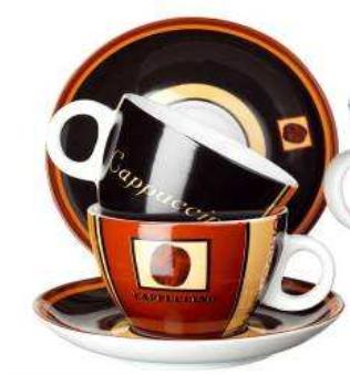 Jumbo Coffee set pro dva