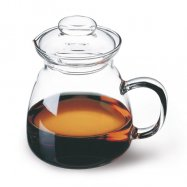 SI JANA glass coffee pot 0.6