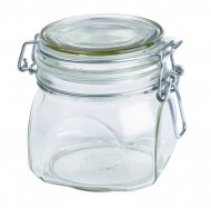 GOTHIKA Jar 30 cl with lid
