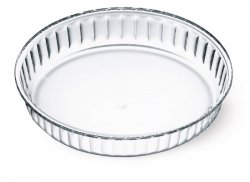 SI Fluted baking dish 280x40 mm